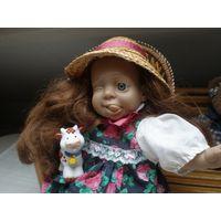 Характерная кукла 46 см.
