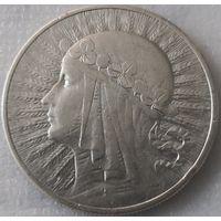 Польша 10 злотых 1932 г.