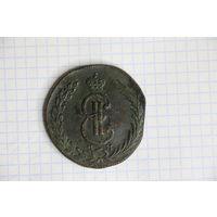 Старинная поддельная Сибирские 10 коп. 1768 год. АУКЦИОН! С РУБЛЯ!!!