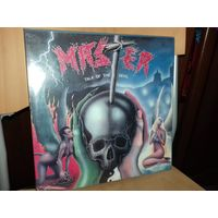 "Master (Мастер) - ""Talk Of The Devil""  LP"