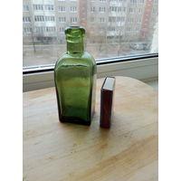 Старинный штофик с пмв до 1918г