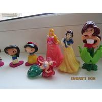 Феи и принцессы Диснея. По 1 рублю