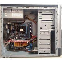 Компьютер в сборе (системник+монитор+периферия)