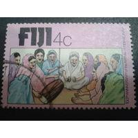 Фиджи 1979 индийский фестиваль