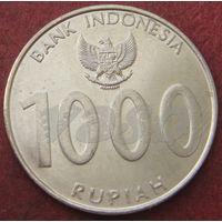 5834:  1000 рупий 2010 Индонезия