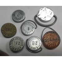 Печати воинских частей СССР