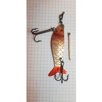 Блесна рыбка СССР