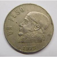 Мексика 1 песо 1975 г