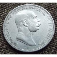 Австро-Венгрия. 1 крона 1908