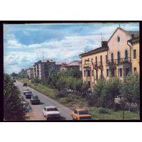 1982 год Котлас Улица Маяковского