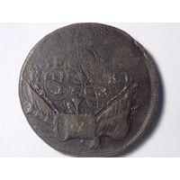 10 КОПЕЕК 1762 ГОДА,БАРАБАНЫ,ОРИГИНАЛ