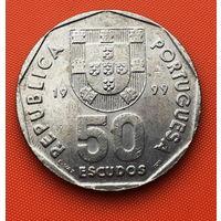 121-15 Португалия, 50 эскудо 1999 г.