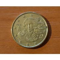 10 евроцентов 2010 Италия