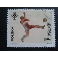 Польша 1976 футбол