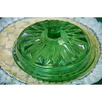 Масленка стекло Неман