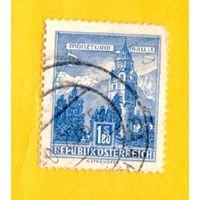 Марка Австрии-1960 -Памятники архитектуры в Австрии