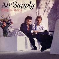 Air Supply, Hearts In Motion, LP 1986