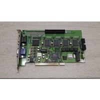 Видеонаблюдение GeoVision GV-650/800(s) Surveillance Card VGA Serial V3.31 Capture