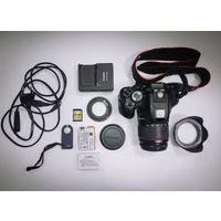 Фотоаппарат Canon 600D + объектив 18-55mm