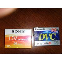 Видеокассета  Mini DV Sony , Panasonic . Цена за 1 кассету