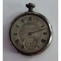 "Часы карманные ""Georges Favre-Jacot"" Швейцария 20-е годы. Диаметр часов 5 см. Не исправные."