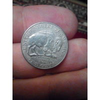 5 центов 2005 год. США.