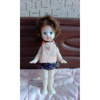 Кукла ссср Белошвейка в родном наряде