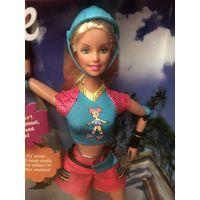 Кукла Барби Barbie cool skating 1999 год