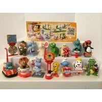 Продам Юбилейную серию игрушек из киндера