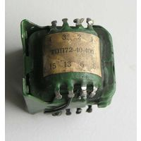 Трансформатор ТПП72-40-400
