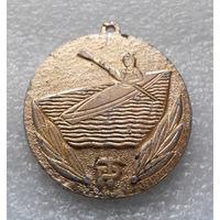 Медаль. Всесоюзный чемпионат по гребле #010