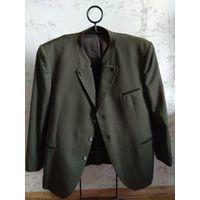 Пиджак в охотничьем баварском стиле