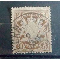 Бавария Германия 1890г Mi60