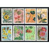 1977 Вьетнам. Дикие цветы
