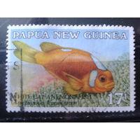 Папуа Новая Гвинея 1987 Рыба