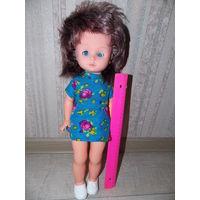 Кукла ГДР в родной одежде, туфельках