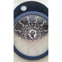 Футляр для монет серии Зодиакальный гороскоп Овен Телец Рыбы Рак Лев Скорпион Стрелец Водолей Дева Весы Козерог Близнецы