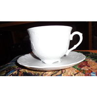 Чудесная большая чайная пара .Luval