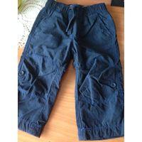 Штанишки для мальчика утеплённые -Вьетнам на рост 80