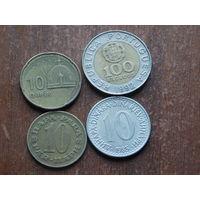 Четыре монеты за 0.99. 30