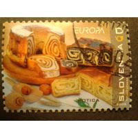 Словения 2005г. Европа Гастрономия