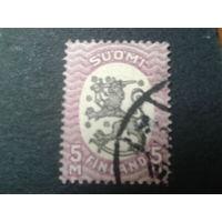 Финляндия 1925 стандарт, герб