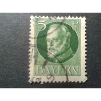 Бавария 1914 король Людвиг 3