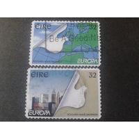 Ирландия 1995 Европа мир полная серия