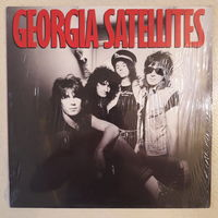 GEORGIA SATELLITES - 1986 - GEORGIA SATELLITES, LP, (GERMANY)