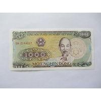 Вьетнам, 1000 донгов, 1988 г.