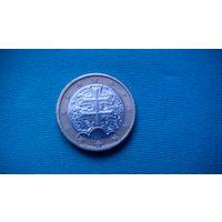 Словакия 1 евро 2009г. распродажа