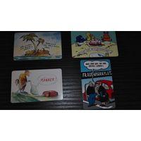 Карточки телефонные (Германия)