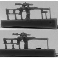 """ZEBRANO"" ZA35258.Снайперская винтовка ВСС ""Винторез"", 6 шт."