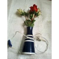 Ночник декоративный букет цветов